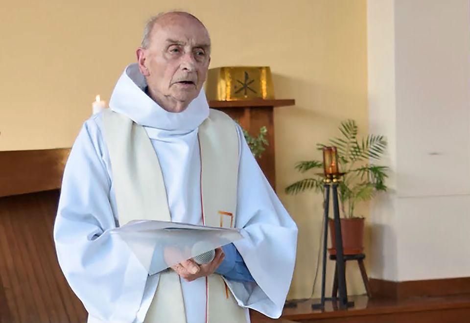 Portrait du père Jacques HAMEL