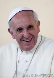 Portrait du Pape François